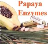 Original Papaya Enzymes, 12 chewable tablets (American Health)