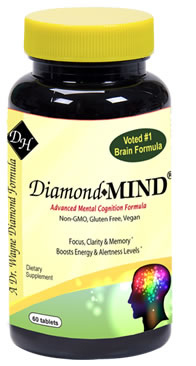 Diamond MIND® , 60 tablets (Diamond Formulas)
