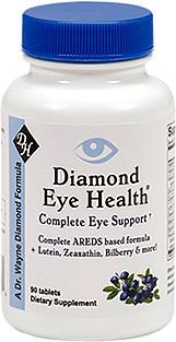 Diamond Eye Health, 90 tablets (Diamond Formulas)