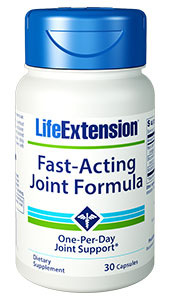 Fast-Acting Joint Formula, 30 capsules (Life Extension)