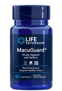 MacuGuard Ocular Support, 60 softgels (Life Extension)