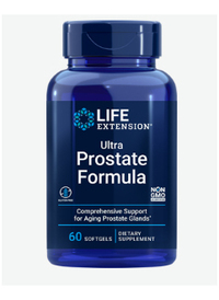 Ultra Natural Prostate, 60 softgels (Life Extension)