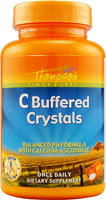 Vitamin C Crystals / Buffered - 3000 mg, 4 oz (Thompson)