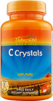 Vitamin C Crystals - 1250 mg, 4 oz  (Thompson)