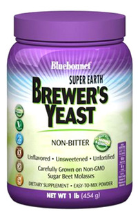 Brewer's Yeast 1 lb (Bluebonnet)