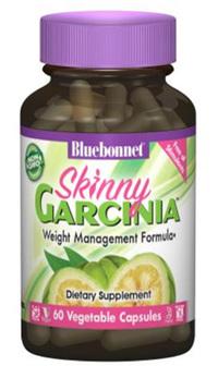 Skinny Garcinia, 60 Veg Capsules (Bluebonnet)