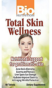 Total Skin Wellness, 60 tablets (Bio Nutrition)