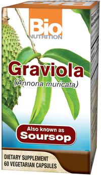 Graviola, 60 vegetarian capsules (Bio Nutrition)