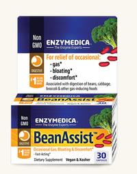 Bean Assist, 30 capsules (Enzymedica)