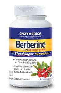 Berberine, 60 capsules (Enzymedica)