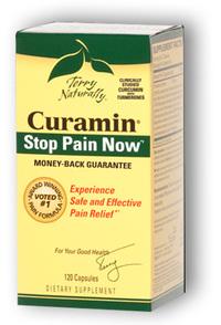 Curamin®, 120 capsules (Terry Naturally)