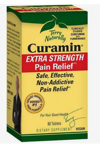 Curamin® Extra Strength, 60 tablets (Euro Pharma)