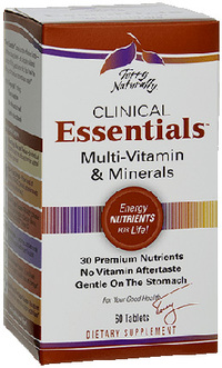 Clinical Essentials™ Multivitamins & Minerals, 60 tablets (Euro Pharma)