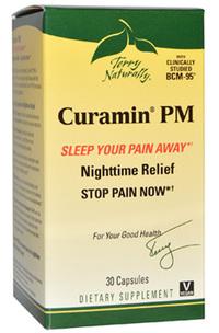 Curamin® PM, 30 capsules (Euro Pharma)