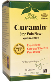 Curamin® PM, 60 capsules (Terry Naturally)