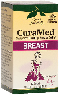 CuraMed® Breast, 60 softgels (Euro Pharma)