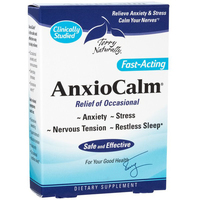 AnxioCalm, 4 Tablets (Terry Naturally)