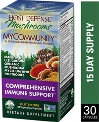 MyCommunity® Comprehensive Immune Support, 30 capsules (Host Defense)