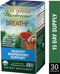 Breathe Capsules, 30 capsules (Host Defense)