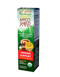 MycoShield® Immune Support Spray - Cinnamon, 1/2 fl oz (Host Defense)