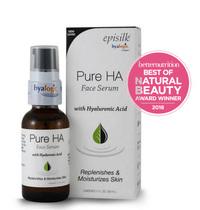 Pure HA Face Serum with Hyaluronic Acid, 0.47 fl oz /13.ml (Hyalogic)