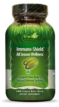 Immuno-Shield®,  100 liquid soft gels (Irwin Naturals)