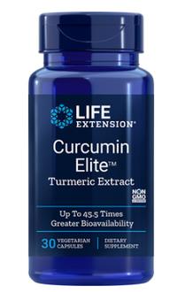 Curcumin Elite™,  30 vegetarian capsules (Life Extension)