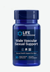 Male Vascular Sexual Health, 30 vegetarian capsules (Life Extension)