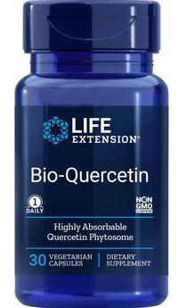 Bio-Quercetin, 30 vegetarian capsules (Life Extension)