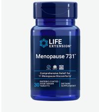 Menopause 731™, 30 tablets (Life Extension)
