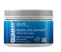 Digital Eye Support, 60 berry gummies (Life Extension)
