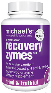 Recovery Zymes™, 90 tablets (Michael's Naturopathic)