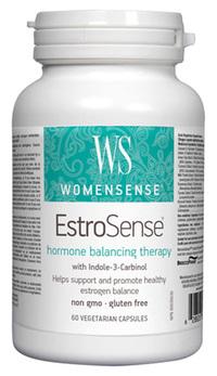 EstroSense®, 60 vegetarian capsules (Natural Factors)