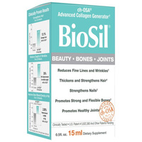 BioSil Beauty, Bones, Joints 15mL/0.5 Fl Oz (Natural Factors)