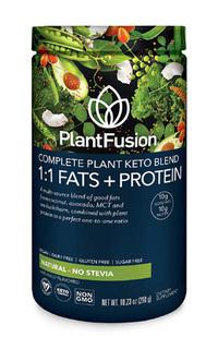 Complete Plant Keto Blend Natural Flavor, 10.23oz/290g (PlantFusion)