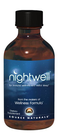 Nightwell, 4 fl oz (Source Naturals)