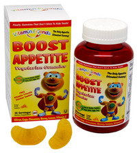 Boost Appetite, 36 vegetarian gummies (Vitamin Friends)