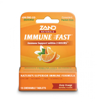 Immune Fast, 15 chewable tablets (Zand)
