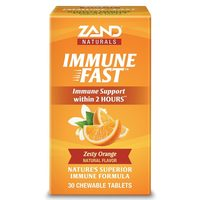 Immune Fast, 30 chewable tablets (Zand)