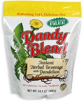 Dandy Blend Instant Dandelion Beverage, 14.1 oz / 400g (Goosefoot Acres Inc.)