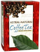Coffee Tea Leaf - Organic, 16 teabags