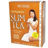 Slim Tea -  Cinnamon, 24 bags (Hobe Labs)