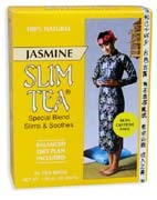 Slim Tea - Jasmine, 24 bags (Hobe Labs)
