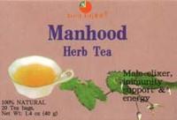 Manhood Herb Tea, 20 tea bags (Health King)