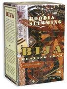 BIJA Hoodia Tea Slimming, 20 tea bags