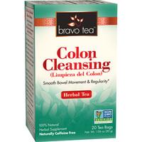 Colon Cleansing Tea, 20 tea bags (Bravo Tea)