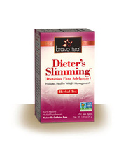 Dieter's Slimming Tea, 20 tea bags (Bravo Tea)