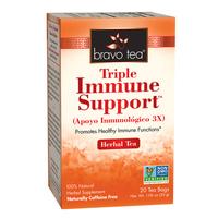 Triple Immunity Support Tea, 20 tea bags (Bravo Tea)