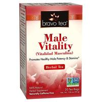 Male Vitality Tea, 20 tea bags (Bravo Tea)