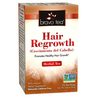 Hair Regrowth Tea, 20 tea bags (Bravo Tea)